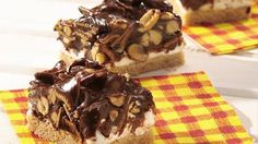 Rocky Road S'more Bars