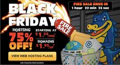 Get Hostgator black Friday 2014 cope and voucher. Over 95% promotion pertaining to internet hosting and domain only$2 per year. Get newest black Friday promotion deals.  http://hostgatorcouponcodetime.com/go/hostgator/