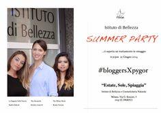 The Milano Mode: #bloggersXpygor
