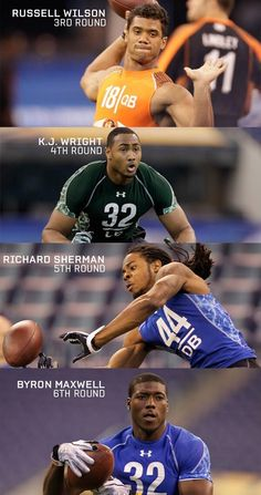 Why is the NFLCombine important? Ask the Super Bowl Champion Seattle Seahawks...