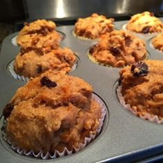 Sweet-Potato Muffins - Allrecipes.com