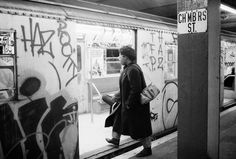 'It Could Have Been Me': The 1983 Death Of A NYC Graffiti Artist by ERIK NIELSON