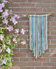 byClaire patroon - BOHO wandhanger - www.byclaire.eu