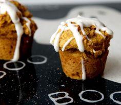 Gluten Free Pumpkin Muffins – for Halloween