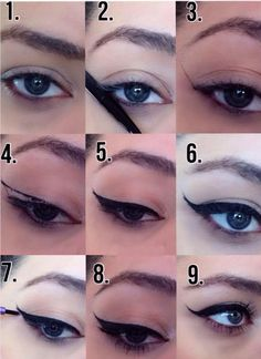 Makeup delineador