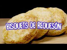 Bisquets de requesón con el chef Irving Quiroz - YouTube Empanadas, Chefs, Bread, Youtube, Food, Pandesal, Sweet Bread, Breakfast, Cookies