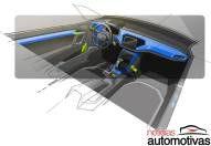 vw t roc 7 Volkswagen T Roc Concept é nova proposta para SUV compacto em Genebra