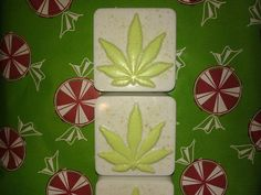 Weed Soap Made Using Hemp Oil  Cannabis Flower by ColoradoBlind, $4.20