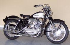 1966 Harley-Davidson Sportster XLCH