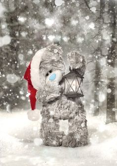 <3 Tatty Teddy <3 Teddy Images, Teddy Pictures, Cute Images, Cool Pictures, 3d Christmas, Handmade Christmas, Christmas Decorations, Tatty Teddy, Teddy Beer