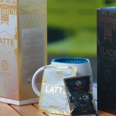 Independent Distributor, K Cups, Latte, Mugs, Cream, Coffee, It's Easy, Simple, Tableware