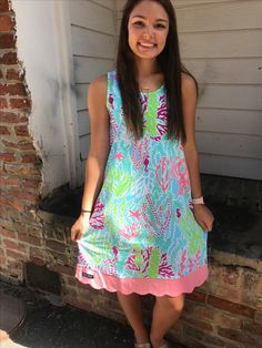 Simply Southern Reef Dress