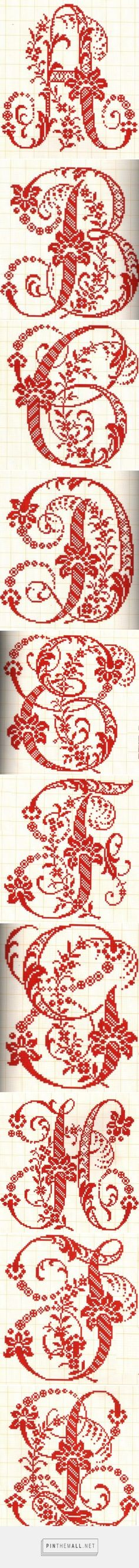 Rabarbarum: Alfabeto 1^ parte - created via http://pinthemall.net