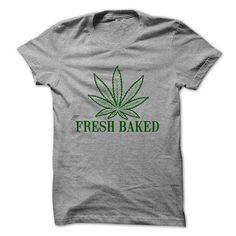 Fresh Baked T Shirts, Hoodies. Check price ==► https://www.sunfrog.com/Funny/Fresh-Baked.html?41382 $19.5