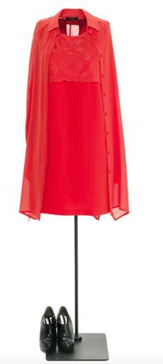Intenso, sensuale, elegante: il rosso ci conquista!  Intense, sexy, elegant: red has conquered all of us! www.settimocielosrl.it