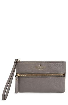 kate spade new york 'cobble hill - bee' wristlet available at #Nordstrom
