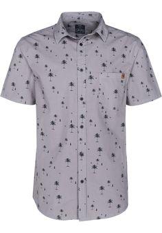 TITUS Palm-AO - titus-shop.com  #ShirtShortsleeve #MenClothing #titus #titusskateshop