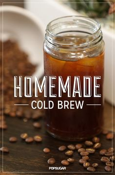 The Only Way to Make Iced Coffee (No Heat Required!)