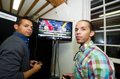 Aggro Santos was among those in attendance at Celebrity Gaming Club's FIFA 12 Launch Party. Launch Party, Attendance, Fifa, Gaming, Button Down Shirt, Men Casual, Product Launch, Celebrity, Mens Tops