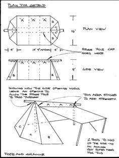 Knights tent pattern - Google zoeken