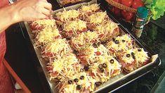 Bite Size, Pasta Salad, Cauliflower, Meat, Chicken, Vegetables, Ethnic Recipes, Food, Crab Pasta Salad