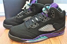 AIR JORDAN V BLACK GRAPE #air #jordan #blackgrape #kicks #sneakers #sneakerhead #shoes #musthave #newrelease #fashionblogger #airjordan