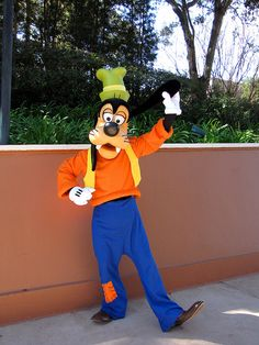 Q: Why did Goofy stare at the lable on the orange juice all day?                        A: Because the carton said concentrate!