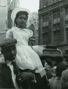 New York 1957 By Brassai