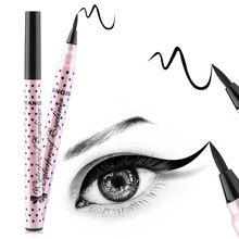 À prova d' água Delineador Líquido Preto Eye Liner Pencil Pen Maquiagem Comestics Gota Cosméticos de Alta Qualidade 3 Estilo Escolher(China (Mainland))