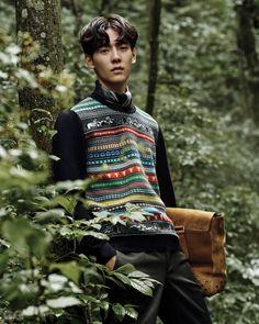 HIDDEN FOREST | GQ KOREA (지큐 코리아) 남성 패션 잡지
