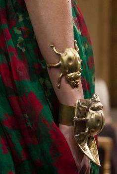 giambattista valli bug cuffs