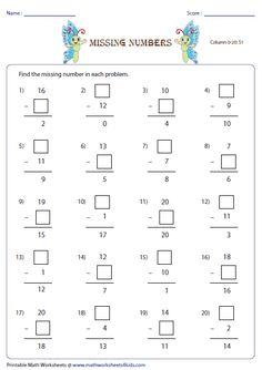 It Contains More Than  SingleDigit Addition Worksheets Based