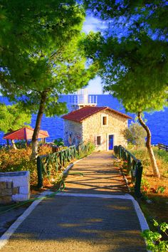 Greece. Follow the path...