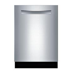 Bosch SHPM78W55N Dishwasher - No-Hassle Cleaning