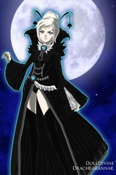 Ace of spades by Hilllya ~ Anime Dress Up