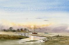 david bellamy watercolour - Cerca amb Google