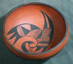 Hopi Tewa American Indian Pottery