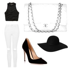 """Daily classy look"" by elizabeth-jatmiko on Polyvore"