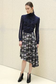 LOOK | 2015 PRE-FALL COLLECTION | CARVEN | COLLECTION | WWD JAPAN.COM