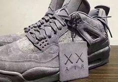 """Air Jordan 4 """"KAWS"""""""