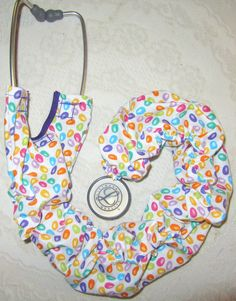 Stethoscope Cover Jelly Beans Easter Print by Wynns on Etsy, $7.00