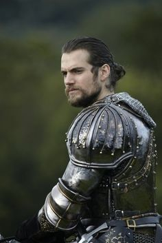 Henry Cavill again! But this time as Rasmus instead of Meyrick! Oh that could get awkward for Haelon.