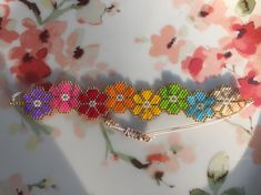 1 million+ Stunning Free Images to Use Anywhere Bead Loom Patterns, Peyote Patterns, Beading Patterns, Beading Projects, Beading Tutorials, Bead Jewellery, Beaded Jewelry, Miyuki Beads, Bead Loom Bracelets
