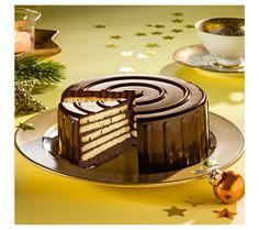 Chlebíček, kulatý   magnet-3pagen.cz #magnet3pagencz #3pagen #sweets #sladkosti Panna Cotta, Ethnic Recipes, Dulce De Leche