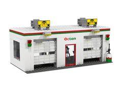 LEGO Ideas - Octan Service Station
