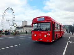 https://flic.kr/p/J4eQDJ | London Transport - MBA444 - VLW444G | Bromley Bus Preservation Group  Westminster Bridge  Thanks for all the views, please check out my other photos and albums