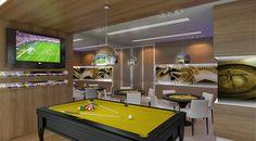 Decor Salteado - Blog de Decoração | Design | Arquitetura | Paisagismo: Sala de Jogos – veja modelos e dicas para montar uma em sua casa!