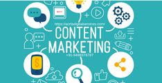 Content Marketing As The Name Suggests Is A Form Of Marketing Focused On Creating, Publishing And Distributing Content For A Targeted Audience Online. Hang On With Us To Dive Into The World Of Content Marketing And Have A Clear Insight To It. Marketing Innovation, Content Marketing Strategy, Marketing Plan, Online Marketing, Social Media Marketing, Business Website, Online Business, Internet Marketing Course, Marketing Training