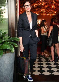Jenna Lyons   Melhores Looks da Semana