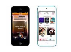 iPhone swell radyo uygulamasi